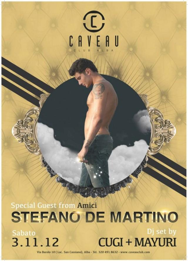 Special guest: Stefano De Martino