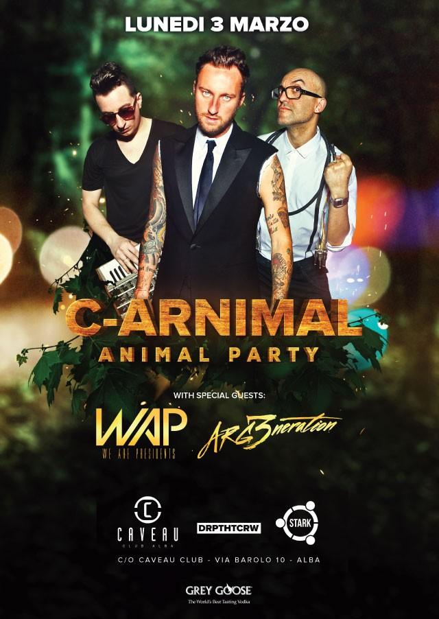 C-arnimal / Animal Party