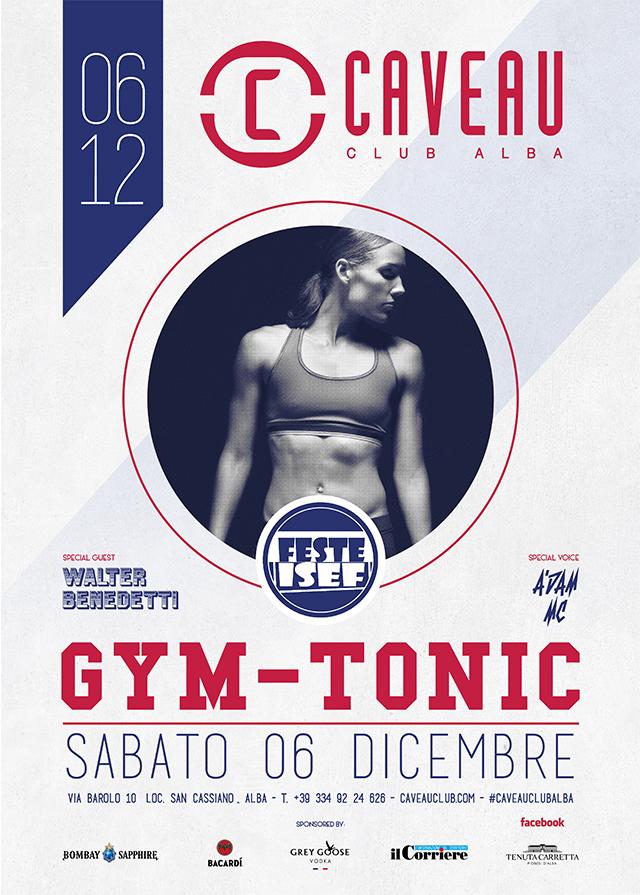 Gym-Tonic