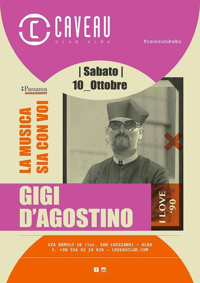 Gigi D'Agostino | La musica sia con voi