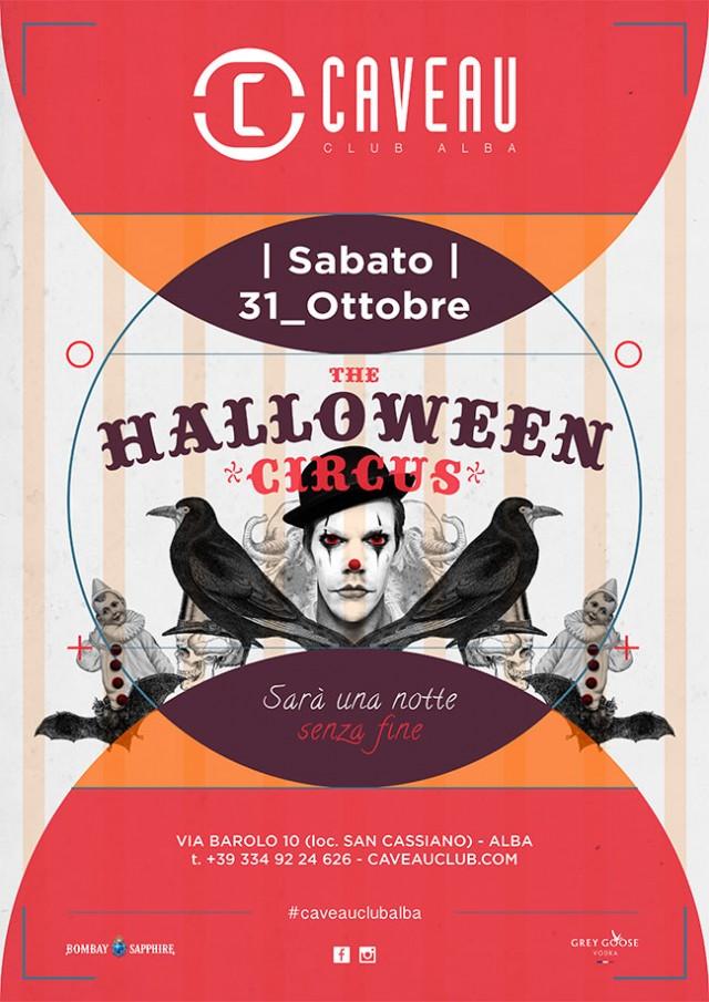 The halloween circus
