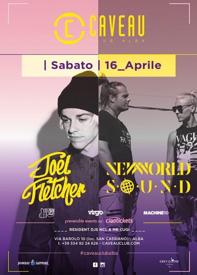 Joel Fletcher ft New World Sound
